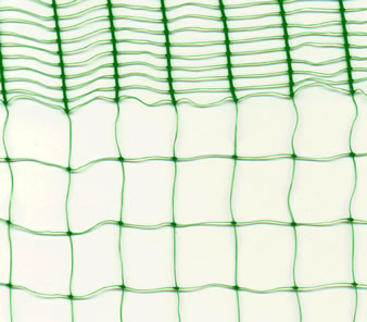 UV resistant lawn protection mesh