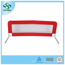 Red Safety Baby Bed Fence