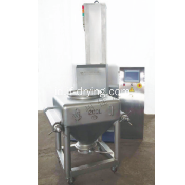 Seri Pharmaceutical Single Column Post Bin blender