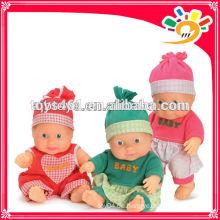Plastik nette Babypuppe-Vinylpuppe für Babyspielzeug