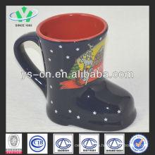 Tazas de cerámica del regalo de vacaciones de la Navidad de m032 para los cabritos