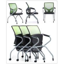 Cadeira de reunião de conferência de escritório dobrável empilhável de melhor preço (HF-01H26)