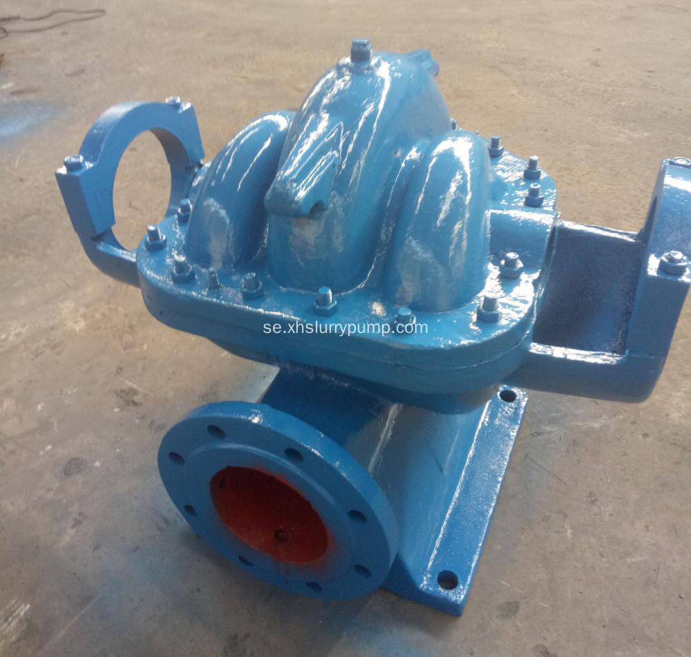 200mm Dubbel-sugande Centrfugal Pump