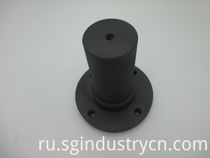 Cnc Turning Part With Black Oxide