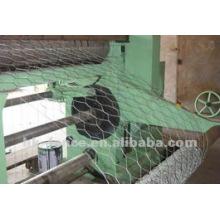 Máquina de malla de alambre hexagonal