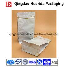 Алюминиевой фольги кофе Упаковывая / изготовленный на заказ печатая мешок кофе с клапаном