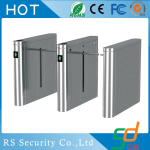 Pedestrian Turnstile Gate Arm drop Barrier