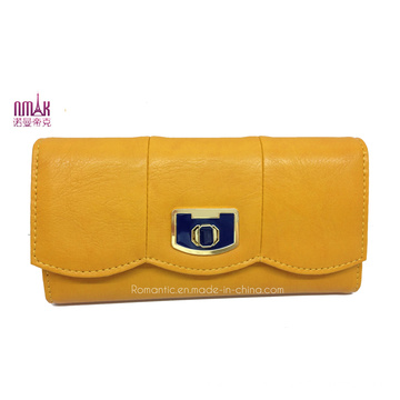 Fashion Lady ′s Wallet Purse Moneybags (NMDK-W005)