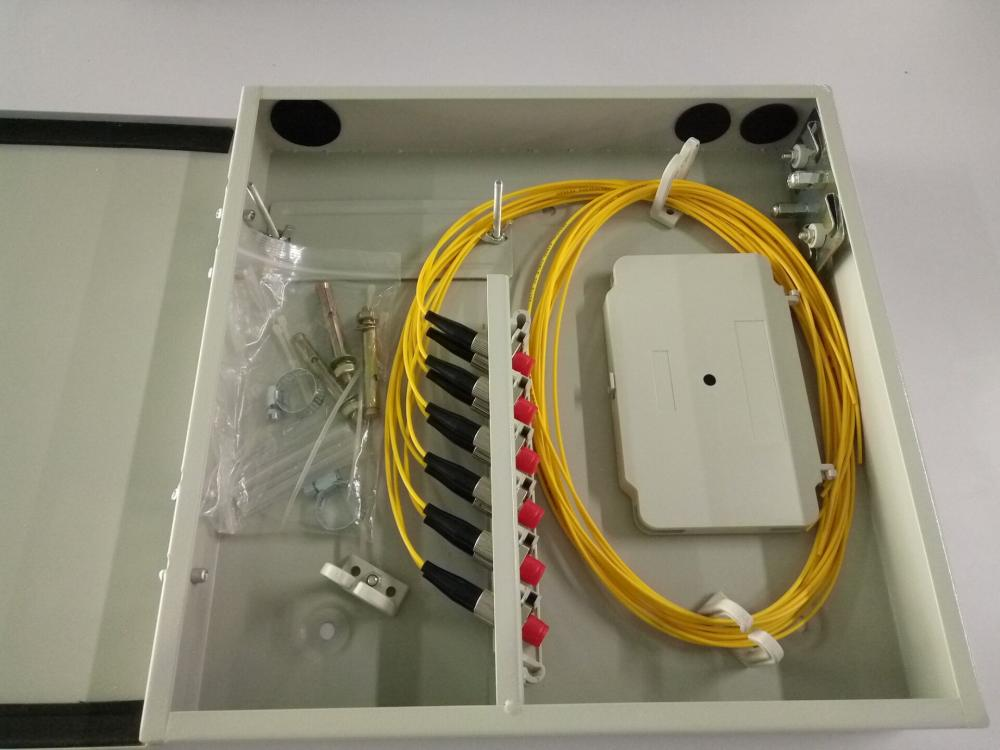 Fiber Optic Cable Termination Patch Panel