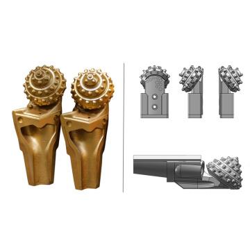 diamante novo um cone único furo broca fornecedor de ouro