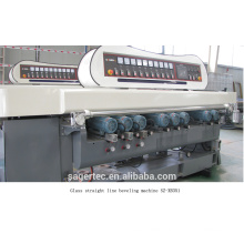 Manufacture supply glass beveling machine with ABB motors