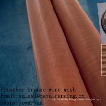 Phosphor bronze wire mesh