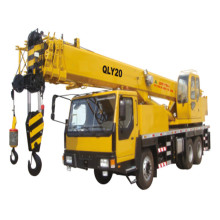 Best Quality 20 Ton Tavol Group Mobile Truck Crane From China to Sales