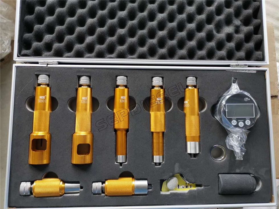 Sdt15 Common Rail Injector Valve Testing Tool Box 5