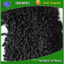 Carbón activado natural para tratamiento de aguas residuales y gases