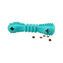 Multifunctional Toys Rubber Dog Chewer Feeding Leakage Toy