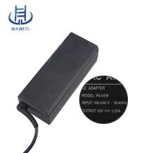 US/EU/AU/UK plug adapter for Lenovo 20v 3.25a