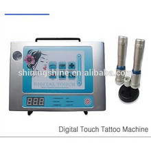 2016 digital permanent makeup tattoo machine pen set kit for eyebrow and lip and eyeline also for face with needle and pigment