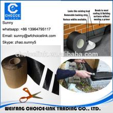 self adhesive bitumen waterproof tape\waterproof materials