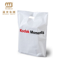 Nice color print custom logo umbrella holder plastic bags china factory