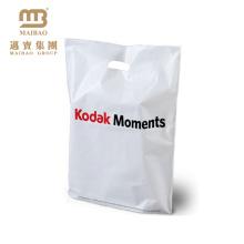 Приятный цвет печати изготовленный на заказ держатель зонтик логотип пластиковые сумки Китай фабрики