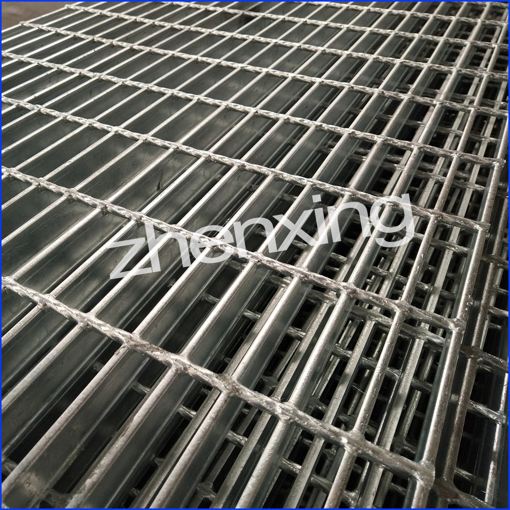 I Steel Grating Floor