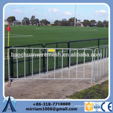 superior quality and reasonable price hot dipped gal welded Crowed Control Barrier and event barrier