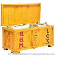 Caja de almacenamiento industrial 2 Sección