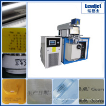 Leadjet Laser Date Code Marking Machine for Drink Bottles