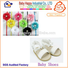 Sandale pour bébés Girls China et baby bloomer