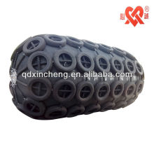 marine fender safe for excess load boat fender using ship to ship working press 0.05Mpa - 0.08 Mpa