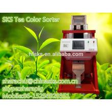 Máquina da separação da cor do chá para a folha do chá preto