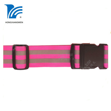 Custom Safety Reflective Belt Waist Untuk Running