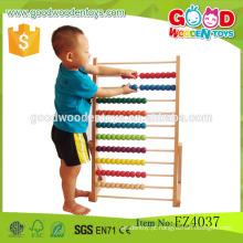 Crianças abacus soroban madeira soroban abacus colorido ábaco soroban brinquedos