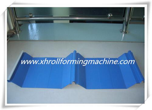 Steel Plate Roll Fomring Machine