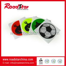Brand custom reflective promotion sticker