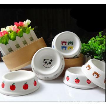 Pet Feeder bowls Ceramic Bowls Dog Bowl and Cat Bowl.