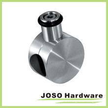 Brushed Stainless Left & Right Hand Door Stop for Top Tube