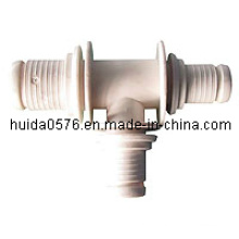 Plastic Injection Mould (Reduced tee)