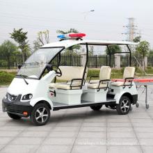 6 sièges CE agrément Ambulance d'urgence électrique confortable (DVJH-1)