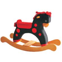 Fonte de Fábrica Rocking Horse-Black com DOT vermelho