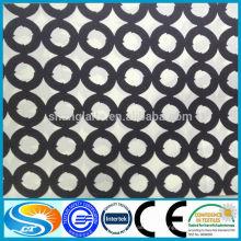 Impresión del cliente 100% tela de cera de algodón de alta calidad servicio de OEM