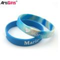 Wholesale Promotion Custom Bulk Silicone Anti Mosquito Repellent Bracelet