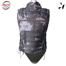 MKST648 Series Full Protection armored Vest Tactical Body Armor Vest