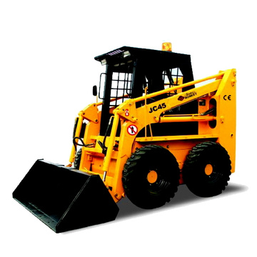 skid steer loader mini 700kg dengan quick coupler