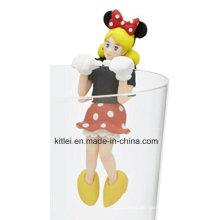 Meistverkaufte Zeichen Rand der Tasse Figur Spielzeug