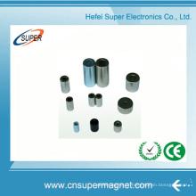Chine Aimant de cylindre de néodyme en gros à vendre