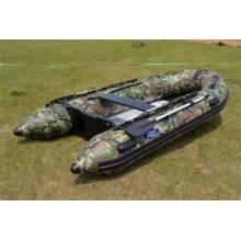 Alta qualidade barco inflável pesca bote inflável para a pesca