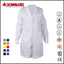 diseño enfermera uniforme blanco, elegante uniforme