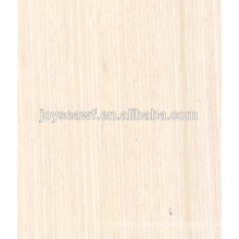 A/B grade natural white oak veneer